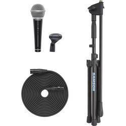 Samson VP10X - Microphone Value Pack