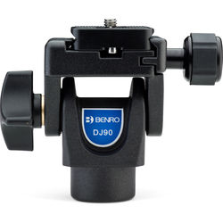 Benro DJ90 Monopod Tilt Head With PU60 Plate