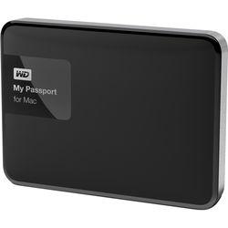 WD 2TB My Passport USB 3.0 Portable Hard Drive for Mac