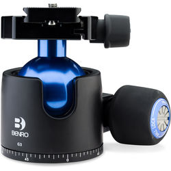 Benro G3 Low-Profile Triple Action Ball Head