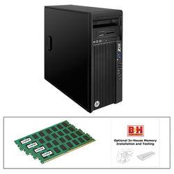 HP Z230 Series F1M20UT Turnkey Workstation with 32GB RAM