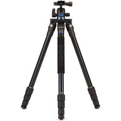 Benro FTF18AIN0 Travel Flat Series 1 Aluminum Tripod with IN0 Ball Head