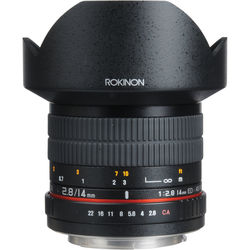Rokinon 14mm f/2.8 IF ED UMC Lens For Olympus 4/3