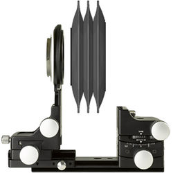 Cambo ACTUS-B8 View Camera Body with Fujifilm X Bayonet Mount Kit (Black)