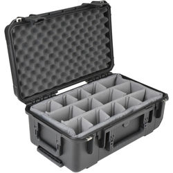 "SKB 3I-2011-7B-D Mil-Std Waterproof Case 7"" Deep (Black)"