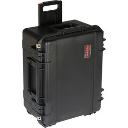 "SKB 3I-2015-10B-D Mil-Std Waterproof Case 10"" Deep (Black)"