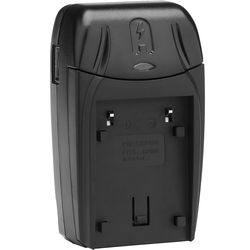Watson Compact AC/DC Battery Charger and Adapter Plate Kit for BP-600 Series