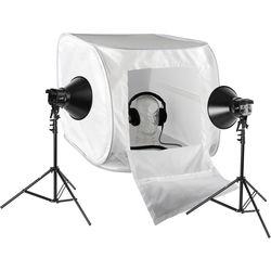 "Impact Impact Shooting Tent Kit (35 x 35 x 35"")"