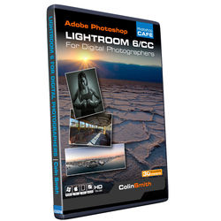 PhotoshopCAFE DVD: Lightroom 6 / CC for Digital Photographers (Sixth Edition)