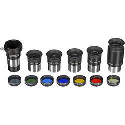 """Meade Series 4000 1.25"""" Plossl Eyepiece & Filter Set"""