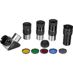 "Meade Series 4000 2"" Plossl Eyepiece & Filter Set"