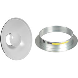 Impact Impact Beauty Dish with Impact EX100 / Elinchrom / Interfit EX Mount