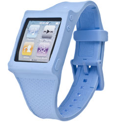 Apple Watchband for 6th Generation (Blue)