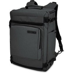 "Pacsafe Camsafe Z25 Anti-Theft Camera and 15"" Laptop Backpack (Charcoal)"
