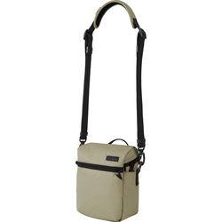 Pacsafe Camsafe Z5 Anti-Theft Camera & mini Tablet Bag (Canvas, Slate Green)