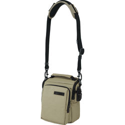 Pacsafe Camsafe Z6 Anti-Theft DSLR Camera & mini Tablet Bag (Canvas, Slate Green)
