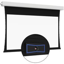 "Da-Lite 24042ELS ViewShare Tensioned Advantage Electrol 50 x 80"" Ceiling-Recessed Motorized Screen (220V)"