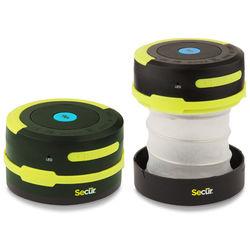 Secur SP-5004 Bluetooth Lantern & Power Bank (Black & Yellow)