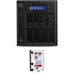 wd my cloud ex4100 manual