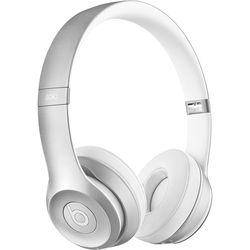 Beats by Dr. Dre Solo2 Wireless On-Ear Headphones (Silver)