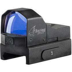 Bering Optics 1x Rubicon Reflex Sight (Red Dot)