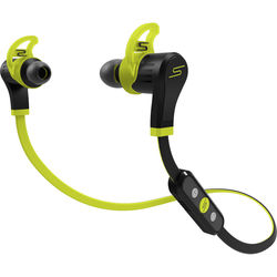 SMS Audio In-Ear Wireless Sport Headphones (Yellow)