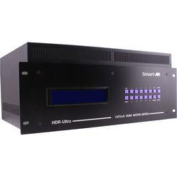 Smart-AVI HDR16x4-ULTRA Expandable HDMI 16 x 4 Matrix Switcher with CAT5 HDBaseT Outputs