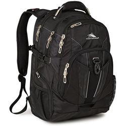 High Sierra XBT TSA Backpack (Black)