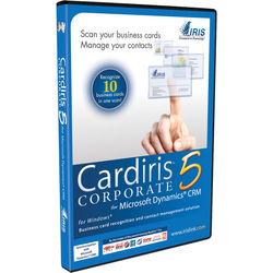 IRIS Cardiris Corporate 5 for Microsoft Dynamics CRM (DVD)