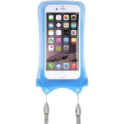 DiCAPac WPI10 Waterproof Case for iPhone (Sky Blue)