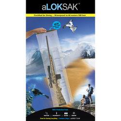 "LOKSAK aLOKSAK Waterproof Bags - 12 x 48"" (2-Pack)"