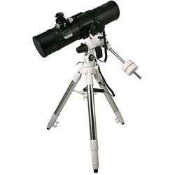 "Explore Scientific 152 Comet Hunter 6"" f/4.8 Maksutov-Newtonian Telescope with Exos-2 GoTo Motorized Mount and Tripod"