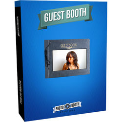 Photo Booth Solutions Guest Booth (Download)