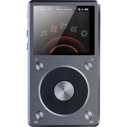 FiiO X5 (2nd Gen) Portable High-Resolution Audio Player (Titanium)