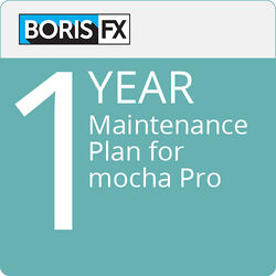 Imagineer Systems 1-Year Maintenance Plan for mocha Pro (Download)