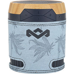 House of Marley Chant BT Portable Bluetooth Wireless Speaker (Blue Hemp)