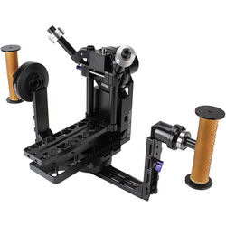 Letus35 Helix 3-Axis Magnesium Camera Stabilizer with Bluetooth and RC Modules