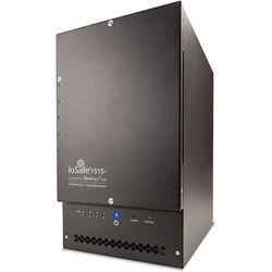 IoSafe 1515+ 40TB 5-Bay NAS Server with 1-Year DRS Pro Warranty (10 x 4TB)