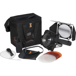 Zylight F8-D LED Fresnel Single Head ENG Kit with Gold Mount