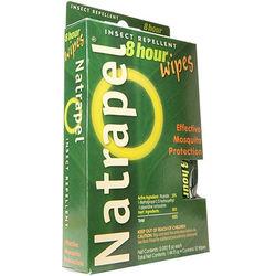 Adventure Medical Kits Natrapel DEET-Free Insect Repellent (12 Wipes)