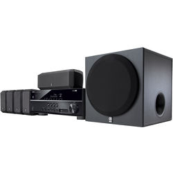Yamaha YHT-3920UBL 5.1-Channel Home Theater in a Box System