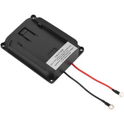Elvid Screw-On Monitor Battery Plate for Canon LP-E6