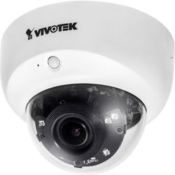 Vivotek FD8138-H 1MP Fixed Dome Network Camera with 2.8 to 12mm Varifocal Lens