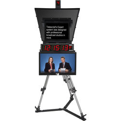 """Telescript Expert 150 Teleprompter System with 15"""" Monitor"""