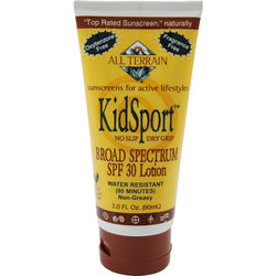 All Terrain KidSport Sunscreen Lotion SPF 30 (3 oz)