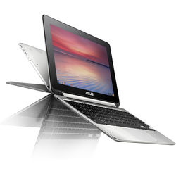 "ASUS 10.1"" Chromebook Flip C100PA 16GB Multi-Touch 2-in-1 Chromebook"