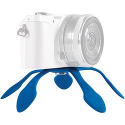 miggo Splat CSC Flexible Mini Tripod (Blue)