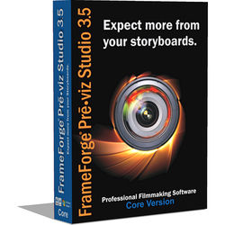 FrameForge Previz Studio 3.6 Core Version (Academic, Download)