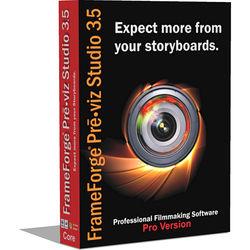 FrameForge Previz Studio 3.5 Pro Version (Academic, Download)