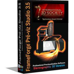 FrameForge Previz Studio 3.5 Stereographic 3D Version (Download)